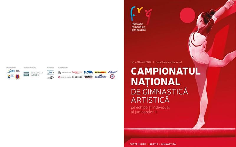 Campionatul National de Gimnastica Artistica